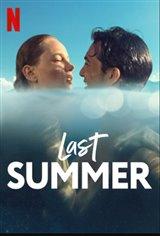 Last Summer (Netflix) Affiche de film
