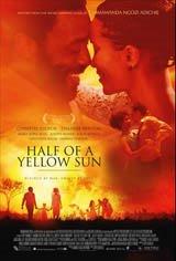 L'autre moitié du soleil (v.o.a.s.-t.f.) Affiche de film