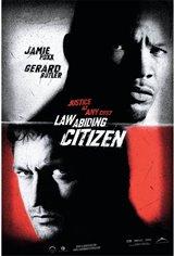 Law Abiding Citizen Movie Poster