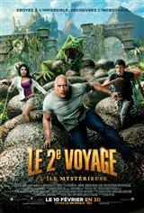 Le 2e voyage : L'île mystérieuse Movie Poster