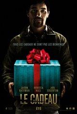 Le cadeau Affiche de film