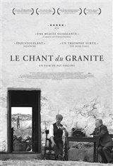 Le chant du granite (v.o.s.-t.f.) Affiche de film