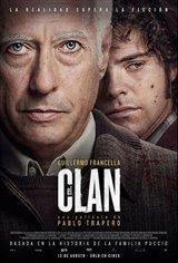 Le clan (v.o. espagnol s.-t.f.) Affiche de film