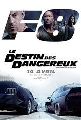 Le destin des dangereux Movie Poster
