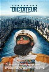 Le dictateur Movie Poster