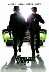 Le Frelon Vert Affiche de film