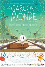 Le garçon et le monde (v.o. sans dialogue) Affiche de film