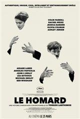 Le homard (v.o.a.s.-t.f.) Affiche de film