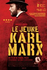 Le jeune Karl Marx (v.o.s.-t.f.) Affiche de film