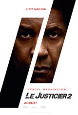 Le justicier 2 Movie Poster