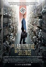 Le labyrinthe du silence (v.o. allemand, s.-t.f.) Affiche de film