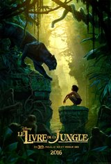 Le livre de la jungle Affiche de film