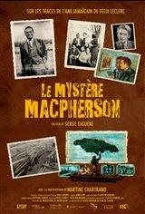 Le mystère MacPherson (v.o.f.) Affiche de film