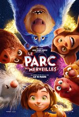 Le parc des merveilles 3D Movie Poster