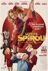 Le petit Spirou Affiche de film