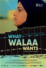 Le rêve de Walaa (v.o.s.-t.a.) Affiche de film