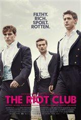 Le Riot Club (v.f.) Affiche de film