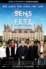 Le sens de la fête Movie Poster