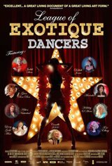 League of Exotique Dancers Movie Poster