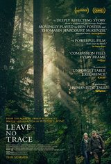 Leave No Trace Affiche de film