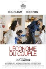 L'économie du couple Affiche de film