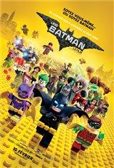 LEGO Batman : Le film Affiche de film