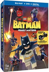 LEGO DC: Batman - Family Matters Movie Poster Movie Poster