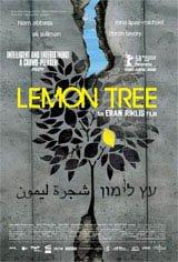 Lemon Tree Movie Poster