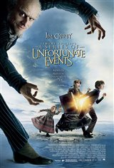 Lemony Snicket's A Series of Unfortunate Events Movie Poster Movie Poster