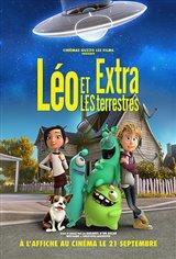 Léo et les extraterrestres Affiche de film