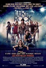L'ère du rock Affiche de film