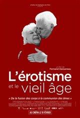 L'érotisme et le vieil âge Large Poster