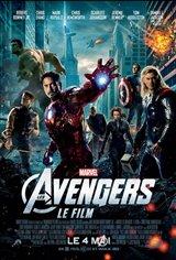 Les Avengers : Le film Movie Poster