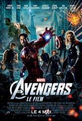 Les Avengers : Le film 3D Movie Poster