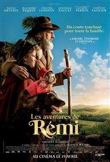 Les aventures de Rémi (v.o.f.) Affiche de film