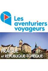 Les Aventuriers Voyageurs : Prague et République Tchèque Large Poster