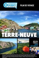 Les Aventuriers Voyageurs : Terre-Neuve Affiche de film