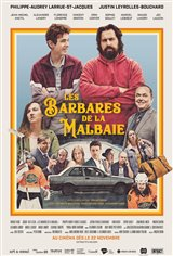 Les barbares de La Malbaie Movie Poster