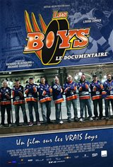 Les Boys : Le documentaire Movie Poster