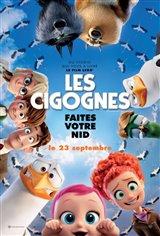 Les cigognes Affiche de film