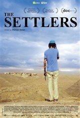 Les colons (v.o.s.-t.f.) Affiche de film