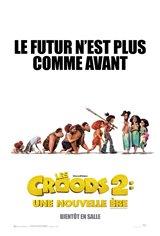 Les Croods 2 : Une nouvelle ère Affiche de film
