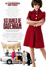 Les dames de Dagenham Movie Poster