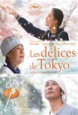 Les délices de Tokyo Affiche de film
