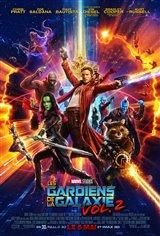Les gardiens de la galaxie vol. 2 Movie Poster