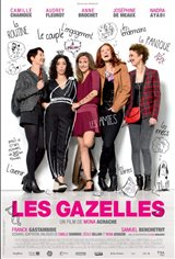 Les gazelles Movie Poster
