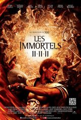 Les immortels Movie Poster