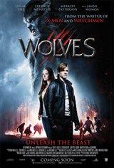 Les loups (2014) Affiche de film