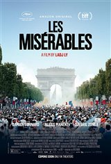 Les Misérables Movie Poster Movie Poster