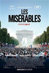 Les Misérables Affiche de film